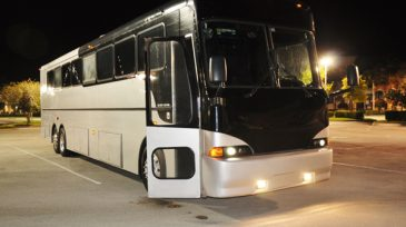 40 passenger party bus Maitland