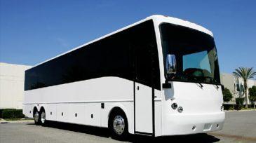 50 passenger charter bus Maitland