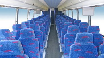 50 person charter bus rental Maitland