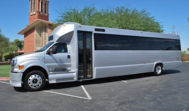 Maitland 40 Person Shuttle Bus
